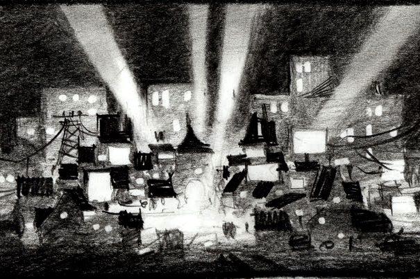 La verdadera solucion al caos (11): Mas sobre un espacio para convenciones y ferias